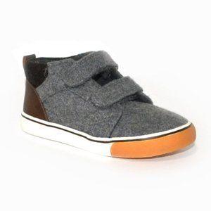 NWT Cat & Jack Boys' Harrison Sneakers Gray